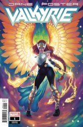 Marvel Comics's Valkyrie: Jane Foster Issue # 1e