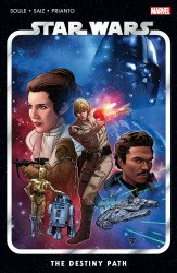 Marvel Comics's Star Wars TPB # 1