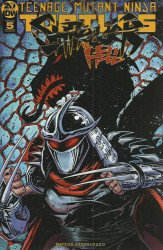 IDW Publishing's Teenage Mutant Ninja Turtles: Shredder in Hell Issue # 5b