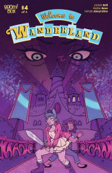 BOOM! Studios's Welcome to Wanderland Issue # 4
