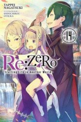 Yen Press's Re:Zero - Starting Life in Another World Soft Cover # 18