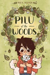 Oni Press's Pilu of the Woods TPB # 1