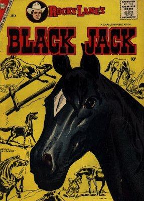 Blackjack comic book
