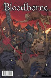 Titan Comics's Bloodborne Issue # 1d