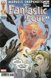 Marvel Comics's Marvels Snapshots: Fantastic Four Issue # 1c