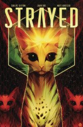 Dark Horse Comics's Strayed TPB # 1