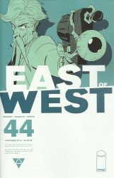 Image Comics's East of West Issue # 44