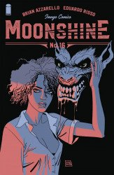 Image Comics's Moonshine Issue # 16