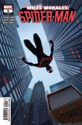 Marvel Comics's Miles Morales: Spider-Man Issue # 9