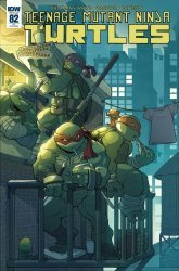 IDW Publishing's Teenage Mutant Ninja Turtles Issue # 82ri