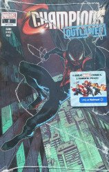 Marvel Comics's Marvel Comics: Walmart Comic Pack Issue W