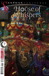 Vertigo's House of Whispers Issue # 7