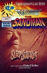 Malibu Comics's Sleep Stalker Issue # 1