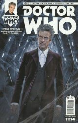 Titan Comics's Doctor Who: 12th Doctor - Year Two Issue # 12b