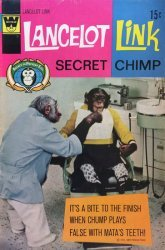 Gold Key's Lancelot Link, Secret Chimp Issue # 4b