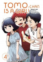 Seven Seas Entertainment's Tomo-Chan is a Girl Soft Cover # 4