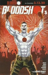 Valiant Entertainment's Bloodshot Issue # 5b