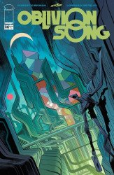 Image Comics's Oblivion Song Issue # 26