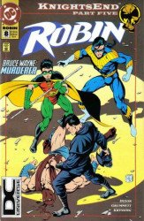 DC Comics's Robin Issue # 8b