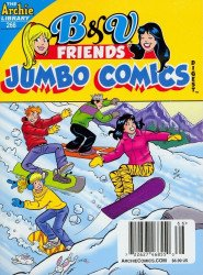 Archie Comics Group's B&V Friends Double Digest Issue # 266