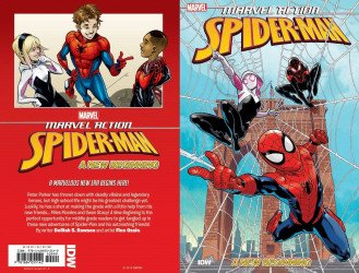 IDW Publishing's Marvel Action: Spider-Man TPB # 1