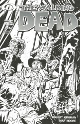Image Comics's The Walking Dead Issue # 2blind bag-c