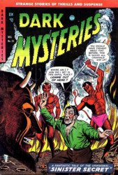 Master Publications's Dark Mysteries Issue # 21