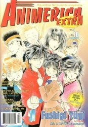 Viz Media's Animerica Extra Issue # 10