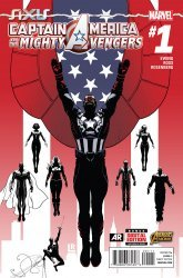 Marvel Comics's Captain America and the Mighty Avengers Issue # 1