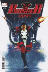 Marvel Comics's The Punisher 2099 Issue # 1b