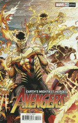 Marvel Comics's Avengers Issue # 43c