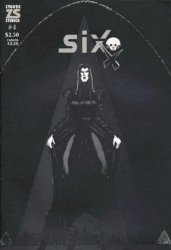 Zygotic Studios's Sixx Issue # 4