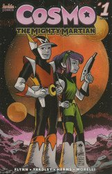 Archie Comics Group's Cosmo: The Mighty Martian Issue # 1b