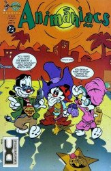 DC Comics's Animaniacs Issue # 2b