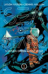 Image Comics's Sea Of Stars Issue # 1 - 2nd print