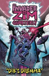 Oni Press's Invader Zim Quarterly Issue # 2b