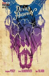 Artists Writers & Artisans's Devil's Highway Issue # 4