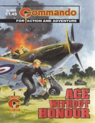 D.C. Thomson & Co.'s Commando: For Action and Adventure Issue # 4366