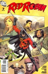 DC Comics's Red Robin Issue # 7