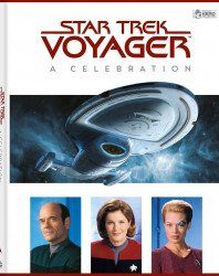 Hero Collector's Star Trek Voyager: A Celebration Hard Cover # 1