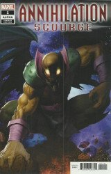 Marvel Comics's Annihilation: Scourge - Alpha Issue # 1d