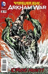 DC Comics's Forever Evil: Arkham War Issue # 3