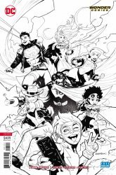 DC Comics's Young Justice Issue # 1b