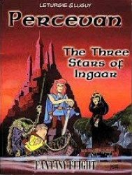 Fantasy Flight's Percevan: Three Stars of Ingaar Soft Cover # 1