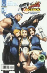 UDON Entertainment's Street Fighter Legends: Cammy Issue # 3