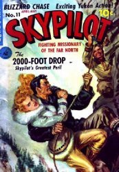 Ziff-Davis Publishing's Skypilot Issue # 11