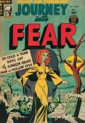 Superior Comics's Journey Into Fear Issue # 5