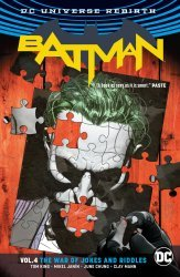 DC Comics's Batman TPB # 4