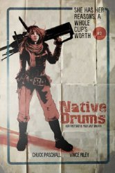 17 Machine Studios's Native Drums Issue # 2
