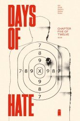 Image Comics's Days of Hate Issue # 5